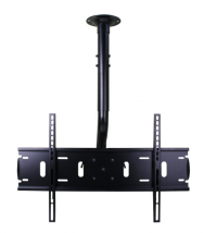 Large Ceiling Mount for 36-60in Flat Panel TVs (Black)