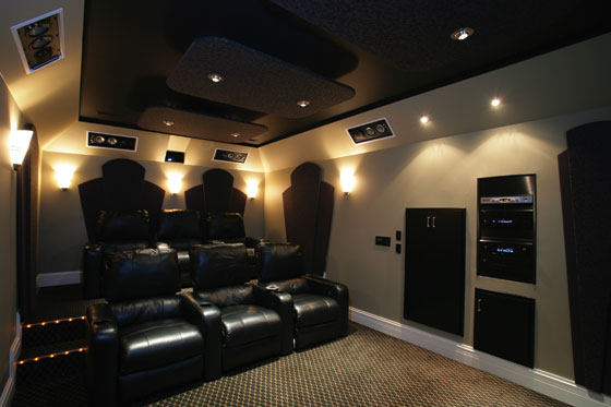 Installing And Creating A Home Theater Saugus Ma