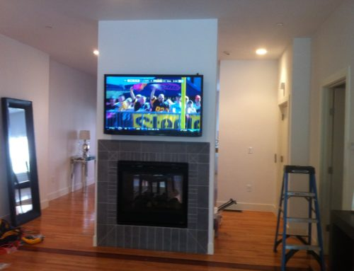 Wall Mounted Plasma's and LED HDTV s | Brookline, MA